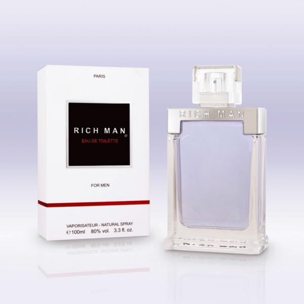 RICH MAN EdP 100 ml 1