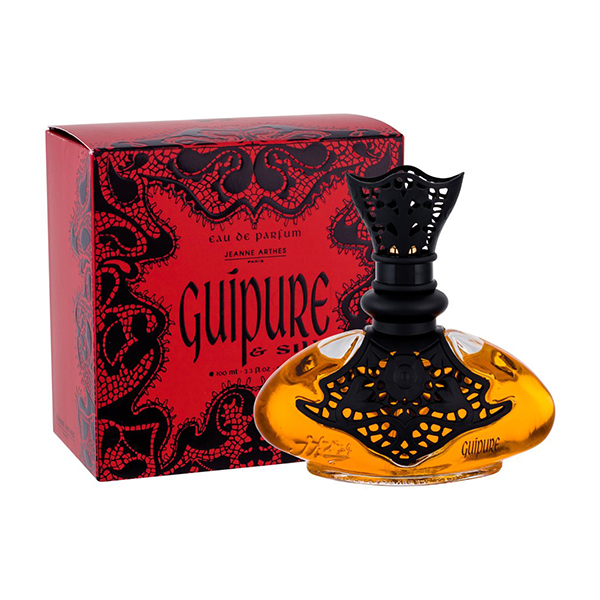 GUIPURE AND SILK